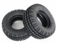 Tamiya Tires rear 2 st. - 9805049