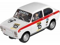 SCX Analog Fiat 850 Abarth Nr.15 - 64550
