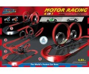 Darda Motor Racing 4 in 1 racebaan - 50134
