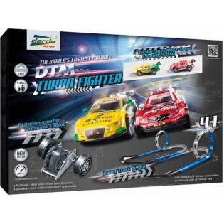 Darda DTM Turbo Fighter racebaan - 50244