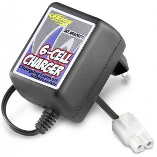 Carson Charger 7.2V 300 mA - 606011