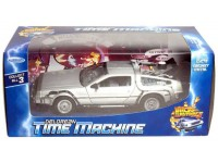 Welly Back to the Future II DeLorean - 22441