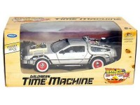 Welly Back to the Future III DeLorean - 22442