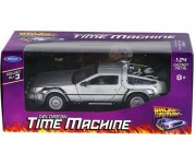 Welly Back to the Future I DeLorean - 22443