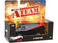 Hot Wheels A-Team van 1983 GMC Vandura (1:50) - BLY17
