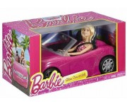 Barbie Glam Cabrio en pop - DJR55