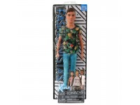 Barbie Mattel Ken Fashionistas Tropical Vibes - FJF73
