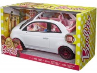 Barbie Fiat 500 - FVR07